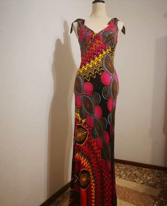 Missoni - summer party dress