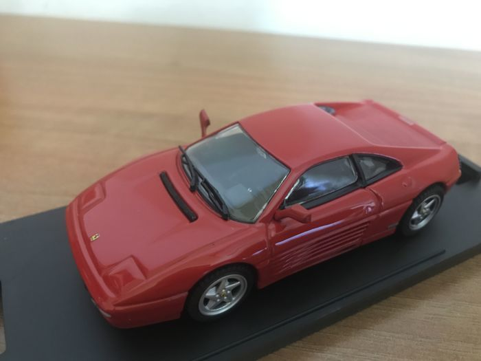 Bang - 1:43 - Ferrari 348 GT Street 1994 red