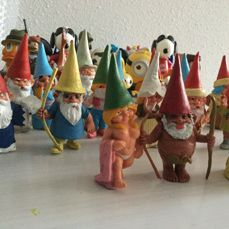 BRB - 18 Gnomes + other