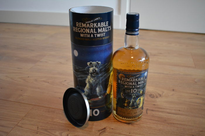 Remarkable Regional Malts With A Twist 10 years old - Douglas Laing - 700ml