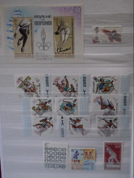 World - Olympic Games