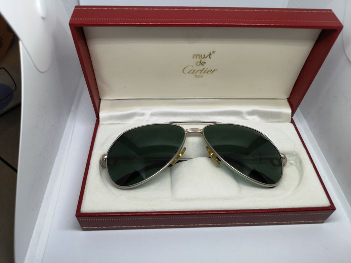 Cartier - 629831 Sunglasses