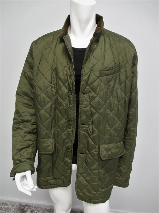 Barbour Catawiki Giaccone Giacca Top Cappotto wpOHzqC