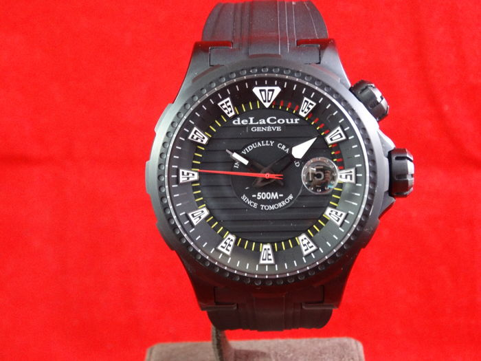 DeLaCour - Promess Reef Saver Diver Limited Edition - WATI0041  - Unisex - 2011-heden