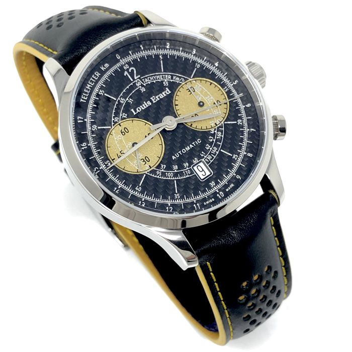 Louis Erard - Automatic Chronograph Ultima  Limited Edition 40/70 - 71245AA22 - Heren - Brand new