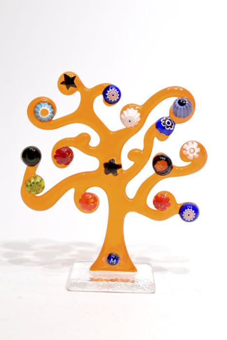 Vitra - Tree of Life (Klimt) - Glas