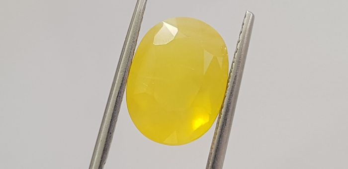 No reserve price - Fire Opal - 5.54 ct