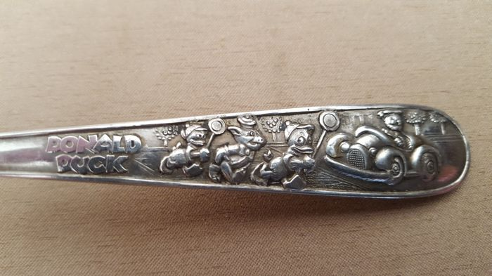 Sola - Donald Duck knife for child