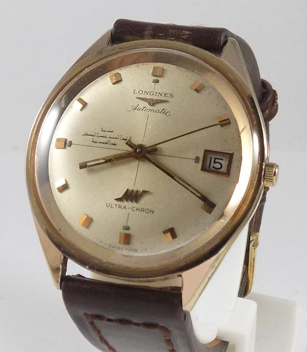 Longines - Ultra-Chron - Vintage - Calibre 431 - 7952-2 - Heren - 1967