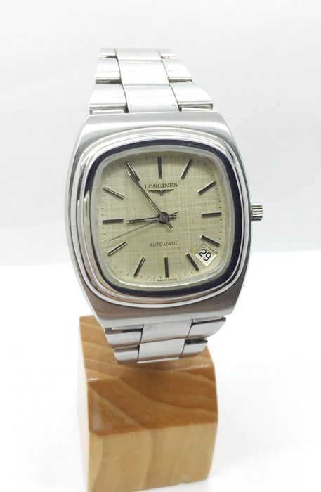 Longines - L890.1 automatic - 4825 - Heren - 1970-1979