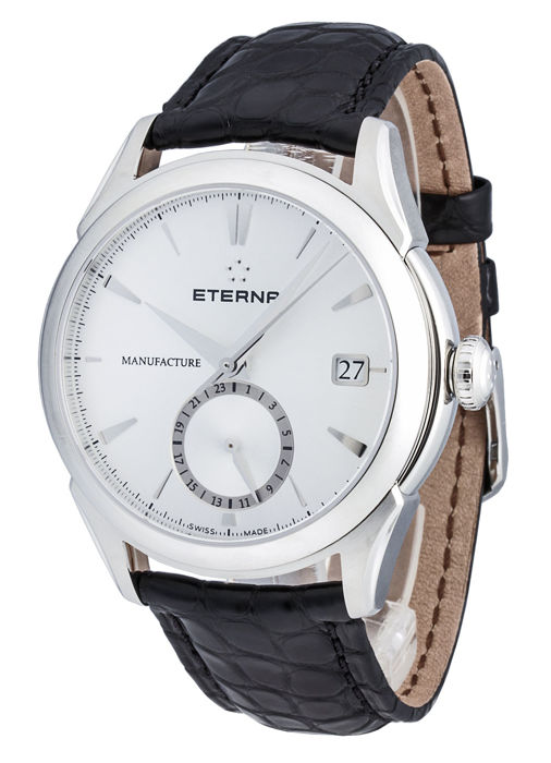 Eterna - 1948 Legacy GMT Manufacture Automatic - 7680.41.11.1175 - Men - 2011-present