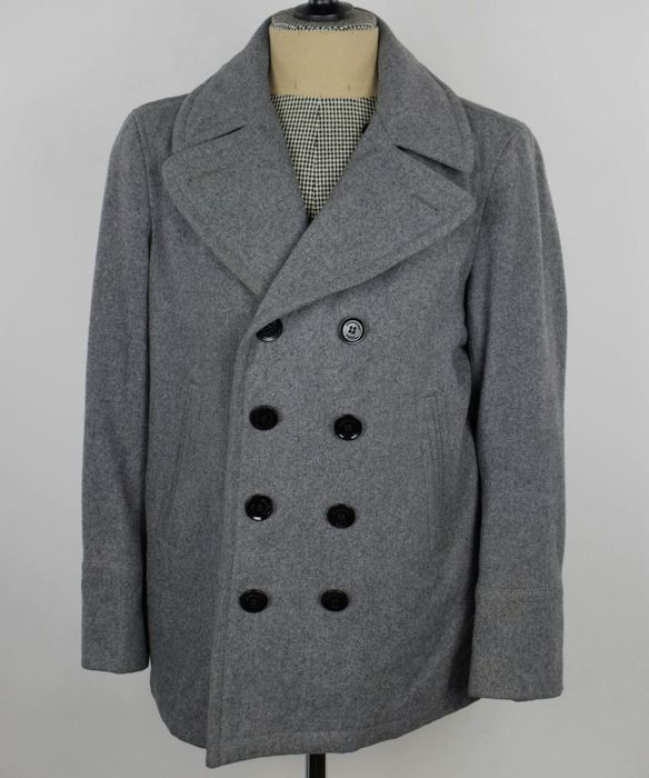Burberry - Coat, Doublebreasted - Size: XL
