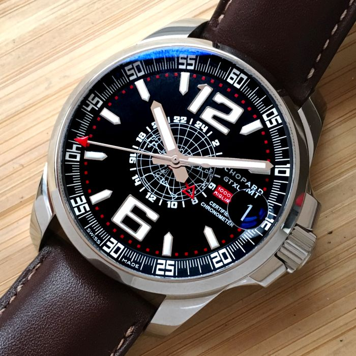 Chopard - Mille Miglia GT XL GMT - 8997 - Men - 2011-present