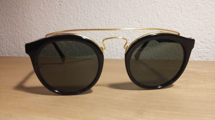 De Catawiki Gatsby Soleil Ban Anni Ray 4 '80 Style Lunettes H9IED2WY