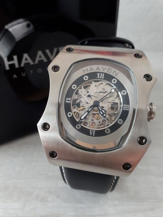 """Haaven Automatic - 9672-01 - New - Complete Set - """"NO RESERVE PRICE""""  - Heren - 2011-heden"""