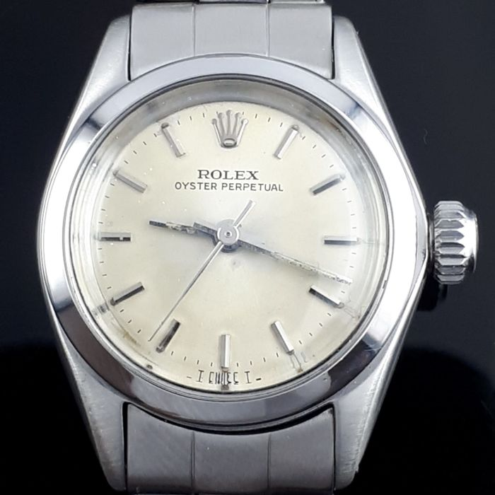 Rolex - Oyster Perpetual Lady - Ref: 6618 - Dames - 1970-1979