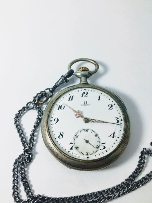 Omega - pocket watch - NO RESERVE PRICE - Men - 1901-1949 ... c660053211
