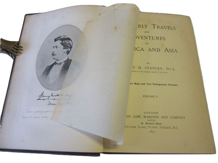 Henry M Stanley - My early travels and adventures in America and Asia - 1895
