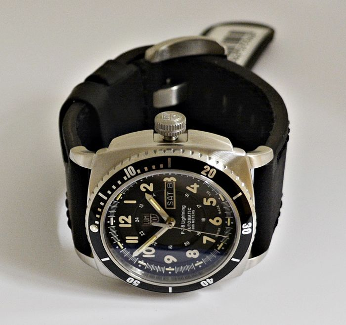 "Luminox - P-38 LIGHTNING AUTOMATIC 9400 SERIES ""NO RESERVE PRICE"" - XA.9401 - Heren - 2011-heden"