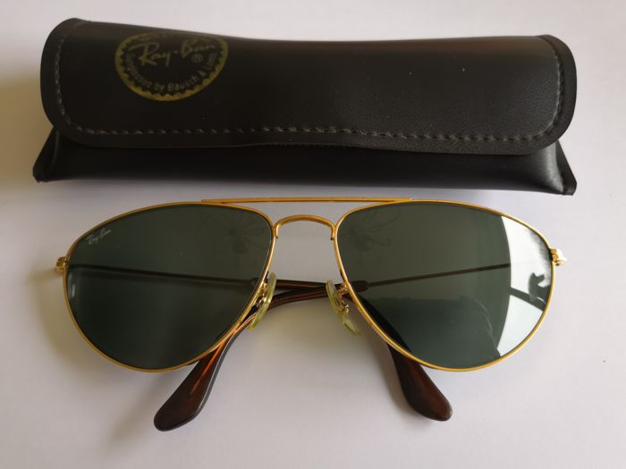 68e106bd82 Ray-Ban - Bausch   Lomb - W1081 Fashion Metals Style I Aviator