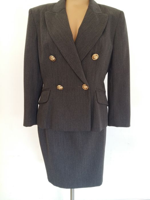 Moschino Cheap And Chic - Suit - Size: 36/38