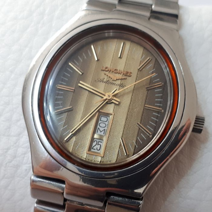 Longines - Two Tone Dial - 17257913 L636.1 Automatic - Heren - 1970-1979