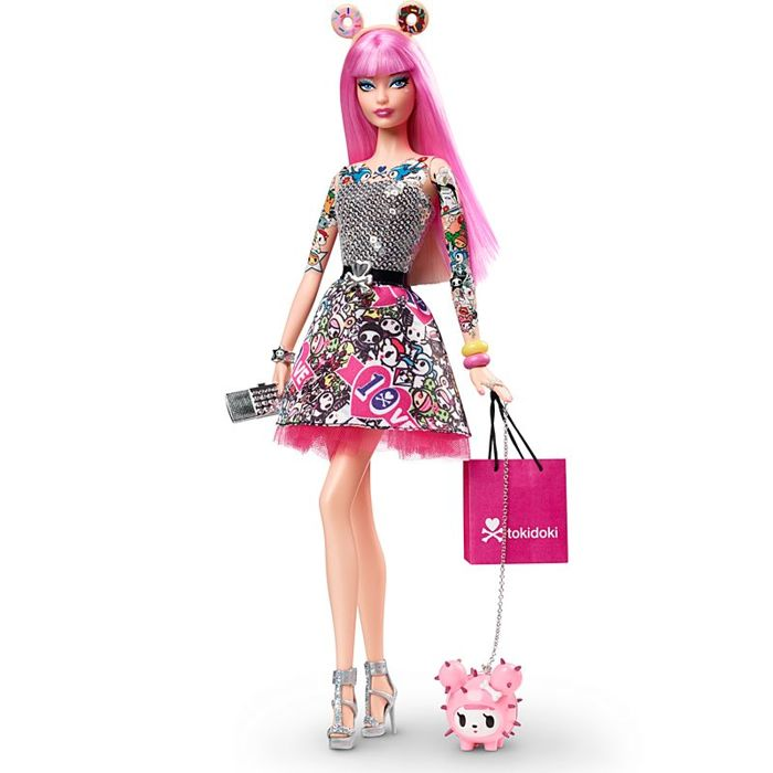 Barbie - Black Label - Doll Tokidoki Barbie - 2000-present