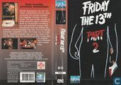 DVD / Video / Blu-ray - VHS videoband - Friday the 13th part 2