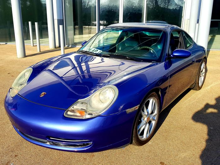 Porsche 911 Carrera S Coupe 34 300ps Manual 6 Speed 2000 Catawiki