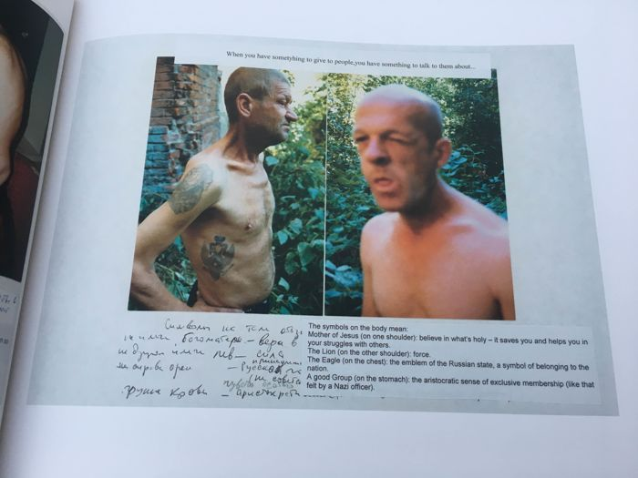 Signed; Boris Mikhailov - Look at Me I Look at Water - 2004