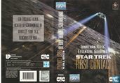 DVD / Video / Blu-ray - VHS video tape - Jonathan Ross' Essential Guide to Star Trek First Contact