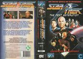 DVD / Video / Blu-ray - VHS video tape - Encounter at Farpoint