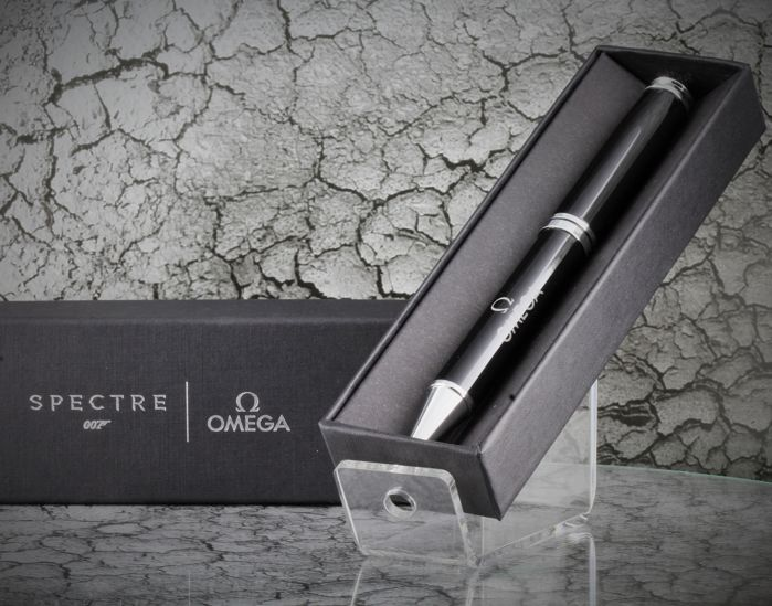 Omega James Bond 007 Spectre - 2016 Concessionaire Pen  - Promotional material - Complete collection of 1
