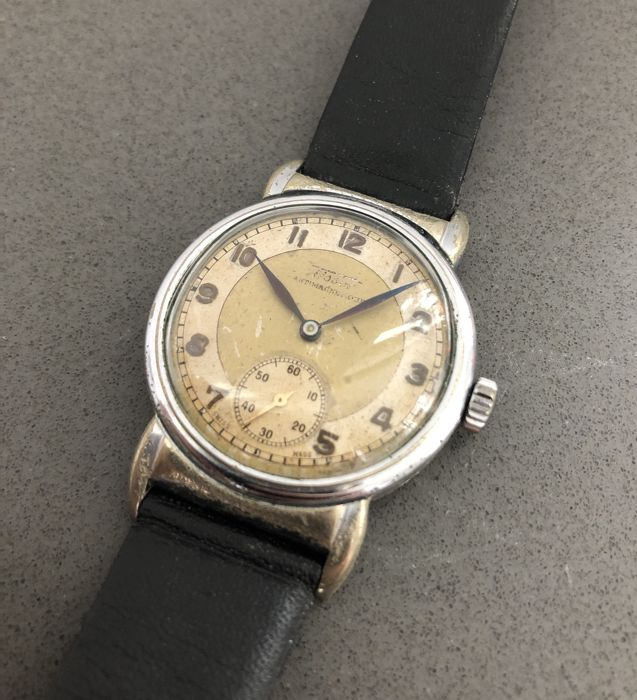 Tissot - Early anti magnetique - Men - 1901-1949