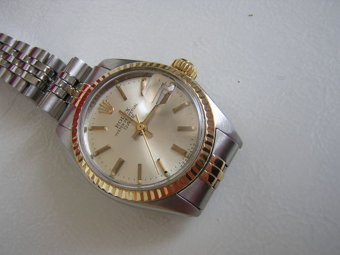 Rolex - Oyster Perpetual Date - 6917 - Dames - 1970-1979