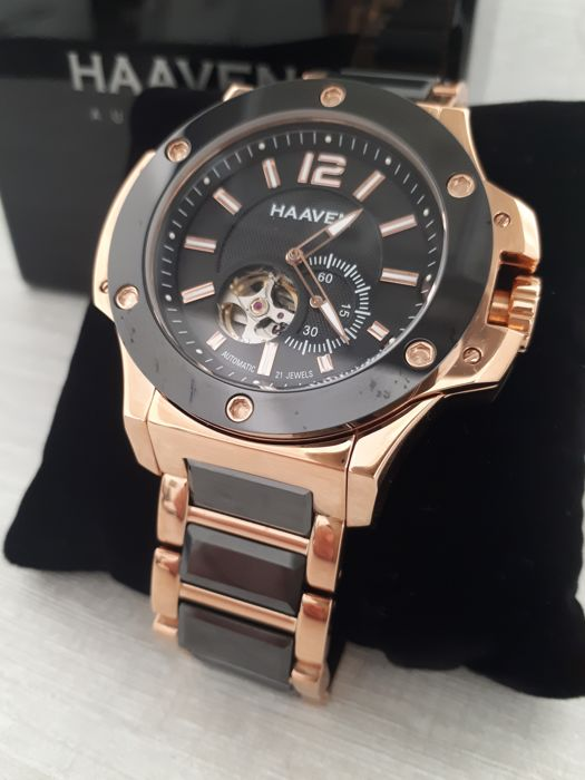 Haaven Automatic - 9315-04 - New - Complete Set - Hombre - 2011 - actualidad