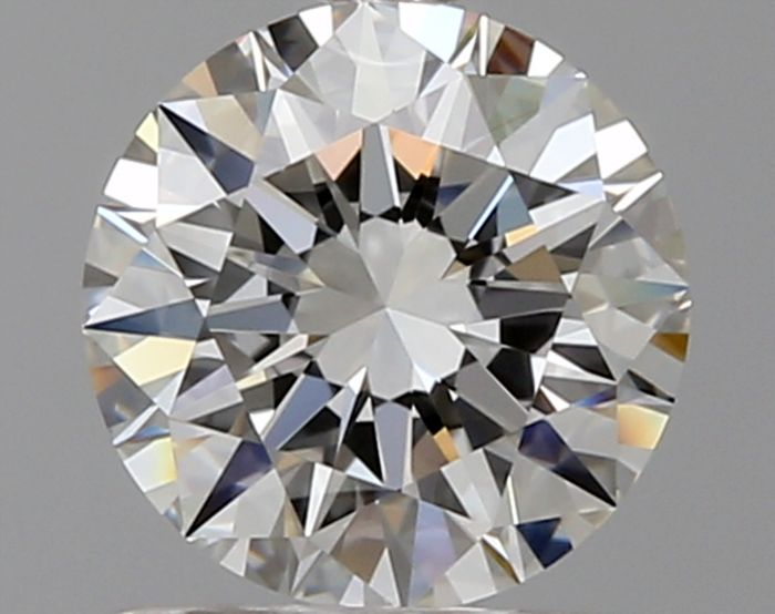 1 pcs Diamant - 1.01 ct - Brillant - D (farblos) - IF (makellos)