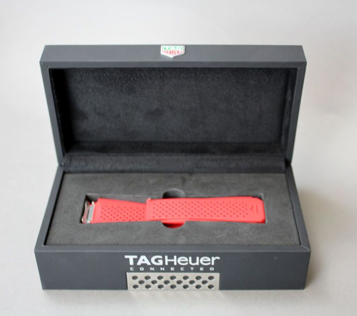TAG Heuer - Connected - Watch Strap - Unisex - 2011 - actualidad