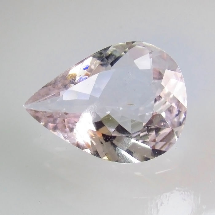 Roze Beril - 5.14 ct