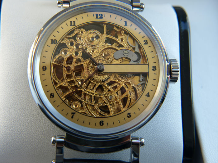 Omega - cal. 19''' skeleton marriage watch - Hombre - 1901 - 1949