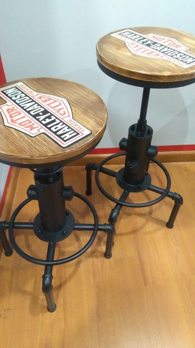 Strange Stools Harley Davidson Motorcycles 2019 2 Items Caraccident5 Cool Chair Designs And Ideas Caraccident5Info