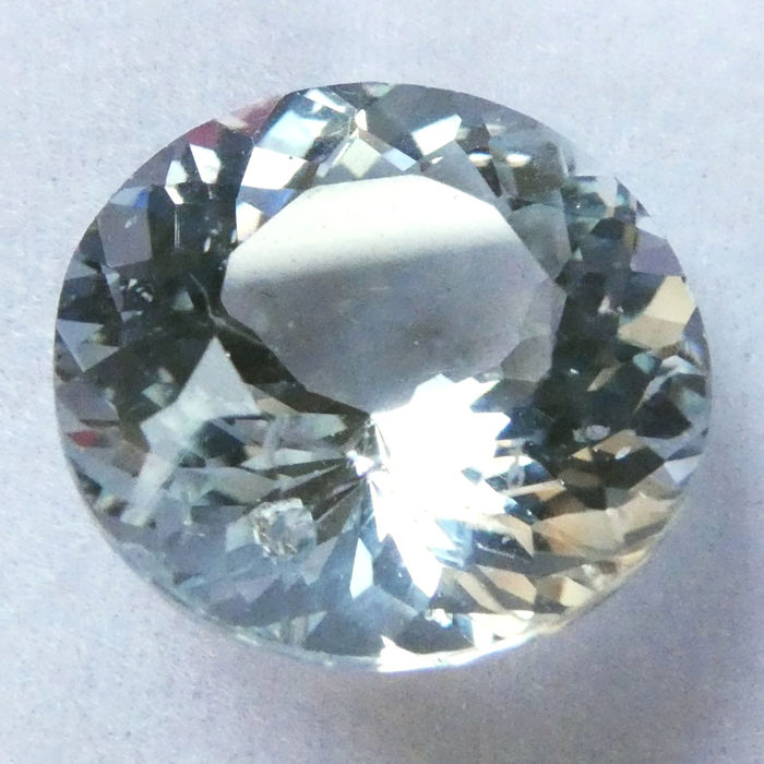 Aquamarine - 9.38 ct