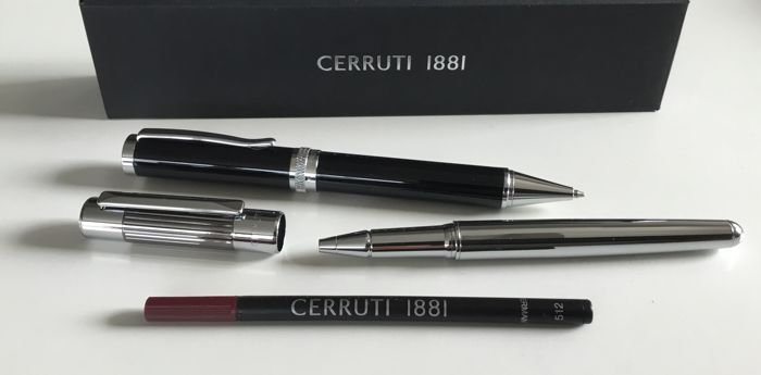 Cerruti 1881 - Ballpoint - Set of 2