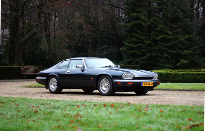 Jaguar - XJS 4.0 Litre Celebration SVO - 1996