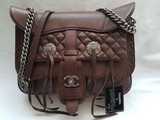 Chanel - Dallas Saddle Ride My Western Métiers d Art Shoulder bag fa72302a72442
