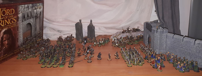warhammer - Statuetta Lord of the Rings - 2000-presente
