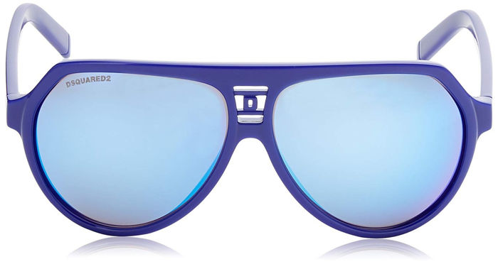 Dsquared2 - Noah Aviator Blue - New - 2019 - Made in Italy Sunglasses