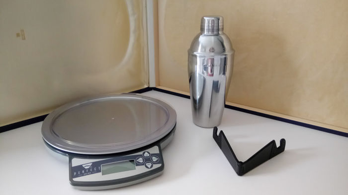 Perfect Drink Bartending - Plastic - stainless steel