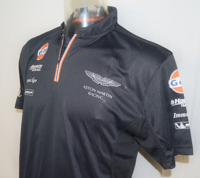 Vêtements - Aston Martin Gulf Team / Driver Shirt  - 2015
