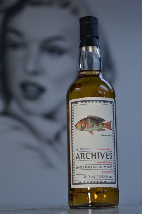 Tobermory 2008 Fishes of Somoa - Archives - b. 2016 - 700ml